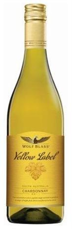 Wolf Blass Chardonnay Yellow Label
